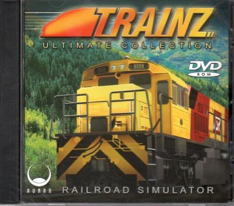 Trainz Scenery