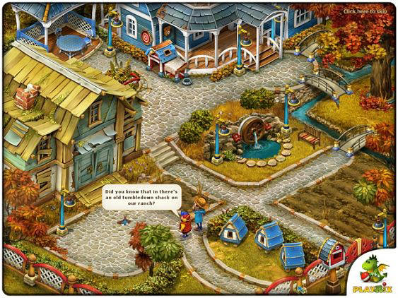 From The Creators Of Gardenscapes, A Unique Mix Of Hidden Object And  Simulation With Your Favorite Characters!